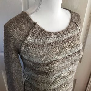 NWT!  Maurices Open Weave / Knit Sweater